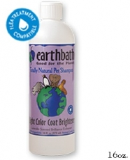 EARTHBATH LIGHT COLOR COAT BRIGHTENER