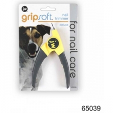 JW GRIP SOFT DELUXE NAIL TRIMMER FOR DOG