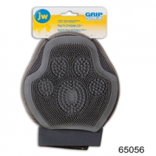 JW 3 IN 1 DOG GROOMING GLOVES