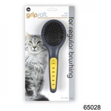 SISIR JW GRIP SOFT CAT PIN BRUSH 65028