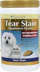 Naturvet Tear Stain Remover Bubuk