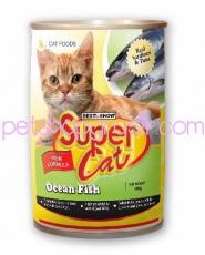 SUPER CAT OCEAN FISH 400 GR