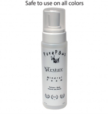 Pure Paws Texture Mineral Foam 8oz
