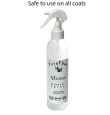 Pure Paws Texture Mineral Spray 8oz