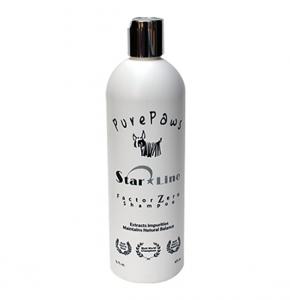 Pure Paws Factor Zero Shampoo 16oz