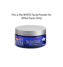 Pure Paws Love My Eyes Tear Stain Remover Facial Absorption Powder (White) 4oz