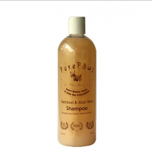 Pure Paws Oatmeal & Aloe Vera Shampoo 16oz
