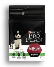 MAKANAN ANJING Pro Plan Puppy Medium Chicken 15 kg