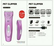 Pencukur Bulu Pet Clipper TP-2680