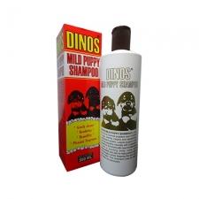 Shampoo Anjing Dinos Mild Puppy Shampoo 500mL