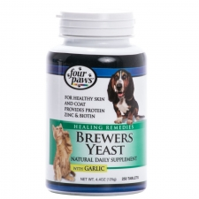 Vitamin Anjing Brewer Yeast Tablet with Garlic 250 Tab