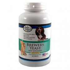 Vitamin Anjing Brewer Yeast Tablet with Garlic 500 Tab