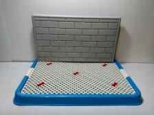 Alas Pipis Anjing Wall / Dinding Bobo 36cm x 48cm x 3.5cm BO-BP130