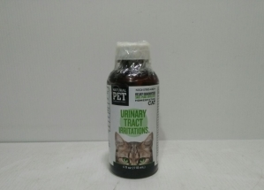 Obat Urinary Tract Kucing Natural Pet Pharmaceuticals Urinary Tract Irritations Homeopathic Cat Supplement 4oz