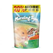 MH01-004. Morning Sun Hamster Food 240gr