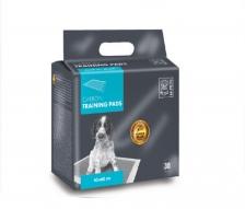 Underpad M-Pets Carbon Training Pads M 45cm x 60cm 30pcs