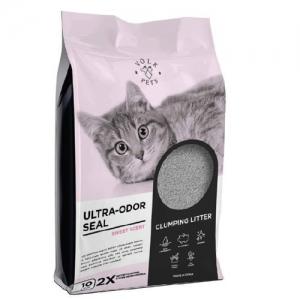 Pasir Kucing Volk Pets Ultra Odor Seal Sweet Scent 10L