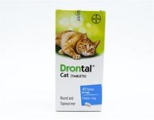 Obat Cacing Kucing DRONTAL CAT TAB