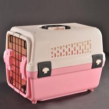 Kandang Kennel Box Bobo Pet Carrier BO-BP270 42x30x31cm