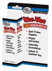 WEE-WEE PUPPY TRAINER HOUSEBREAKING AID DROPPER