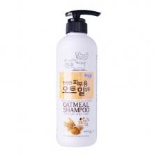 Forbis Oatmeal Shampoo 550ml