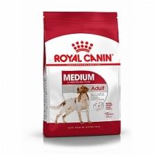 MAKANAN ANJING Royal Canin Medium Adult 4 kg