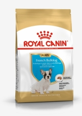 Makanan Anjing Royal Canin French Bulldog Junior 3kg