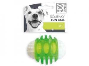 Mainan Anjing Bunyi-Bunyi M-Pets Squeaky Fun Ball 10608699