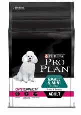 Makanan Anjing Pemilih Pro Plan Adult Small & Mini Fussy and Beauty 2.5kg