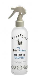 Pembersih Urine Hewan Pure Paws No Rinse Express 16 Oz