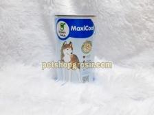 Vitamin Bulu Anjing Green Pett MaxiCoat Dog Medium & Large Breed 2.5g 40 tab