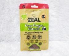 Snack Anjing Grain Free Zeal Treats Free Range Naturals Venison Tendons 125gr