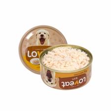 Makanan Basah / Kaleng Anjng Loveat Dogfood Chicken 90gr