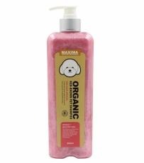 Shampoo Anjing Bulu Merah & Coklat Maxima Organic Red - Brown Dog Shampoo 500ml