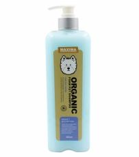 Shampoo Anjing Maxima Organic Foam Dog Shampoo 500ml