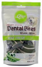 Orgo Vege Fresh Dental Bites 125gr
