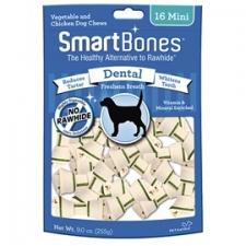 Snack Anjing Smart Bones Dental 16 Mini