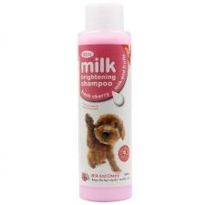 BBN Milk Brightening Cherry Dog Pet Shampoo 400ml