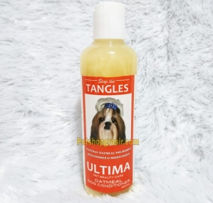 Ultima Dog Oatmeal Conditioner 250ml