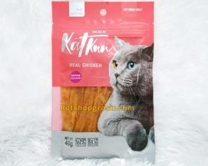 Snack Kucing Katkun Stick Shrimp 40gr