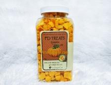 Snack Anjing & Kucing FD Treats Pumpkin for Dog & Cat 40gr