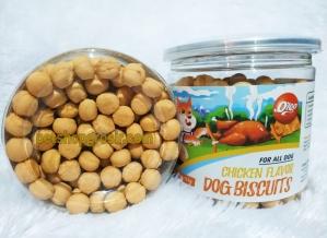 Snack Anjing Orgo Dog Biscuit Fresh Chicken 125gr