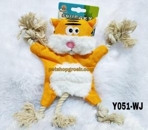 Mainan Hewan Squeaky Dog Toys 26 x 28cm