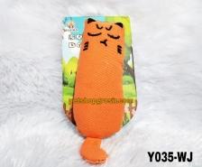 Mainan Hewan Squeaky Dog Toys 15x5cm