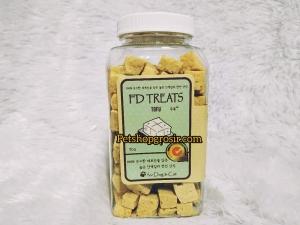 FD Treats White Tofu Cube for Dog & Cat 70gr
