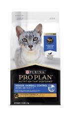 Makanan Kucing Purina Pro Plan Cat Adult Indoor Hairball Control (Chicken)1,5kg