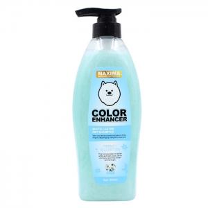 Shampoo Anjing Bulu Putih Maxima White Luster Color Enhancer 600ml