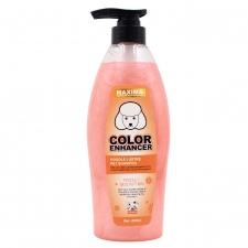 Shampoo Anjing Maxima Poodle Luster Color Enhancer 600ml