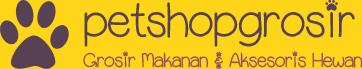Logo Pet Shop Grosir